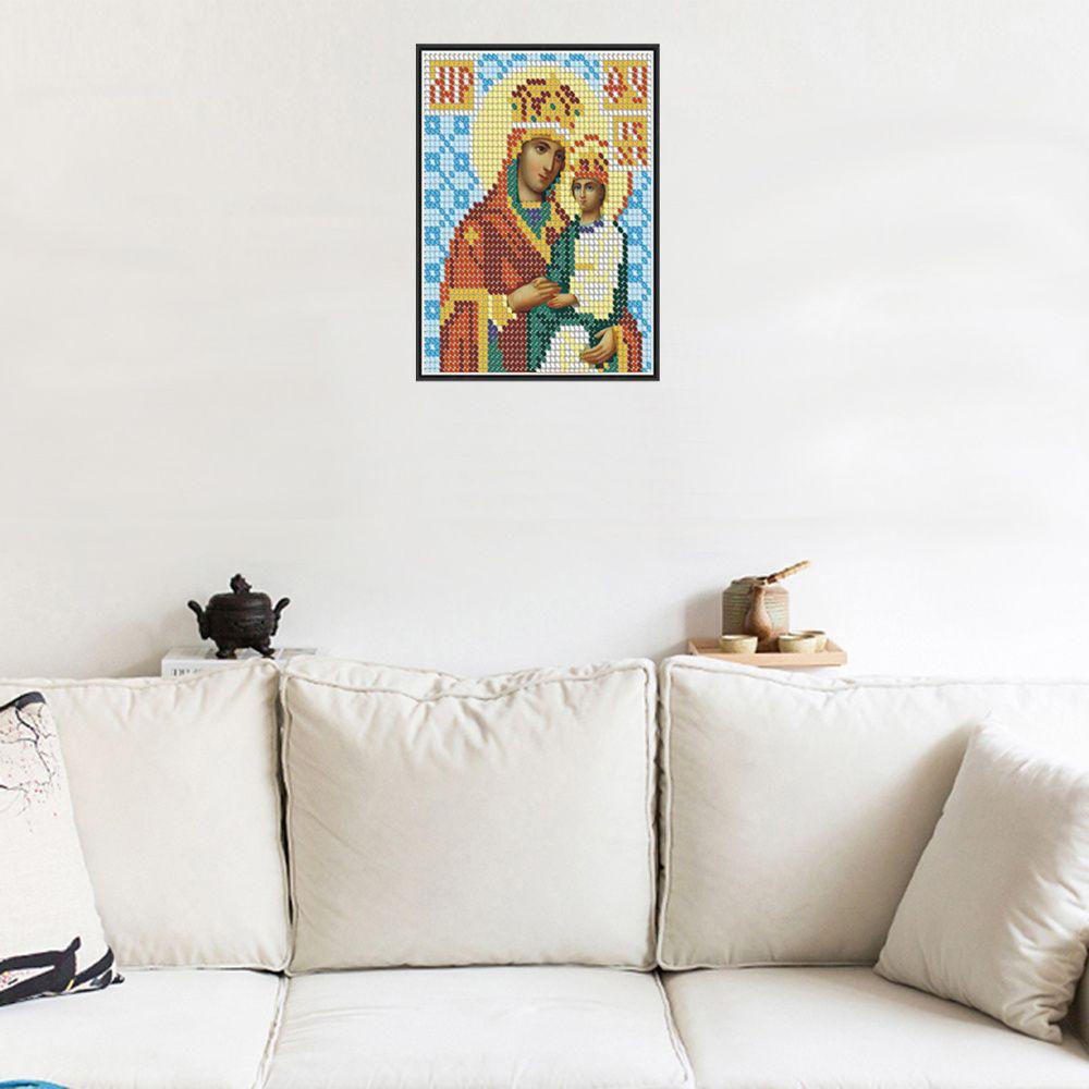 Naiyue 9371 Religious Print Draw Diamond Drawing