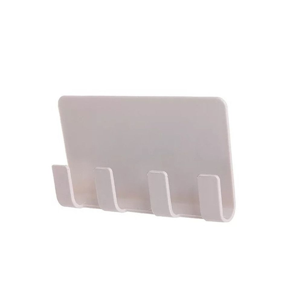 Practical Pop Wall Phone Holder Socket Charging Box Bracket Stand Holder Shelf Mount Support Universal for Mobile Phone
