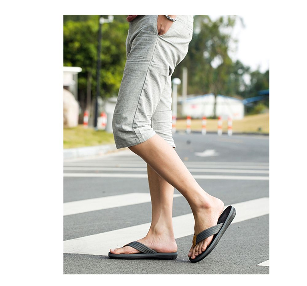 Comfortable Simple Household Beach Slippers