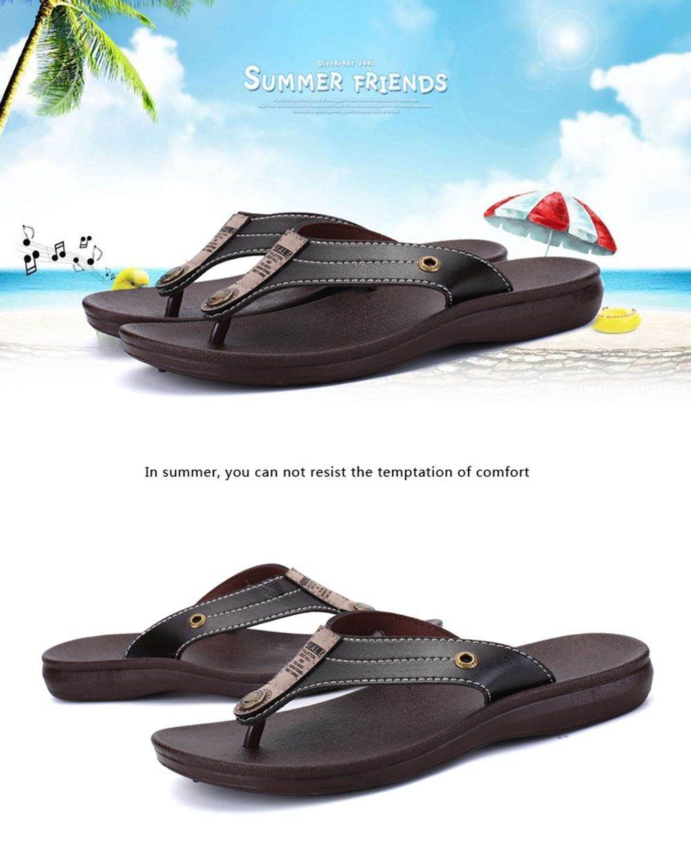 Summer Fashion Casual Flip-Flops