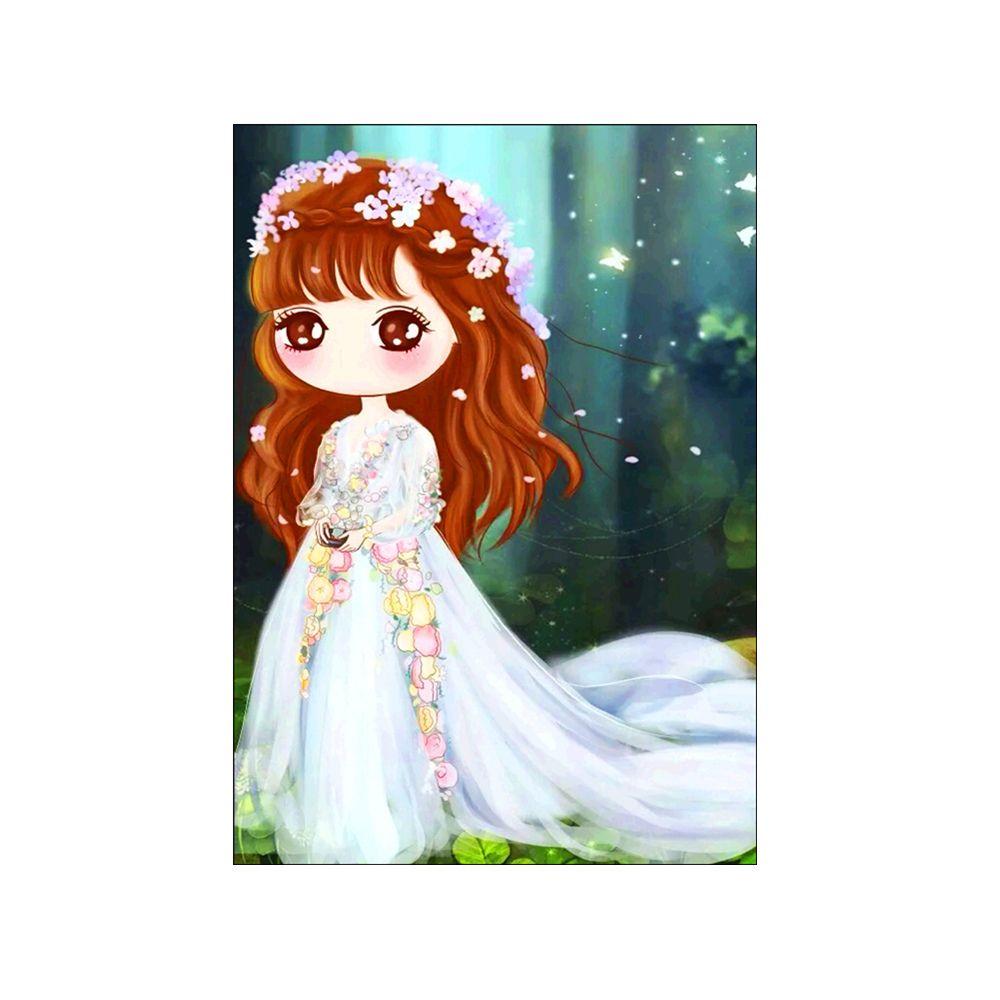 Naiyue 5042 Wei Print Draw Diamond Drawing