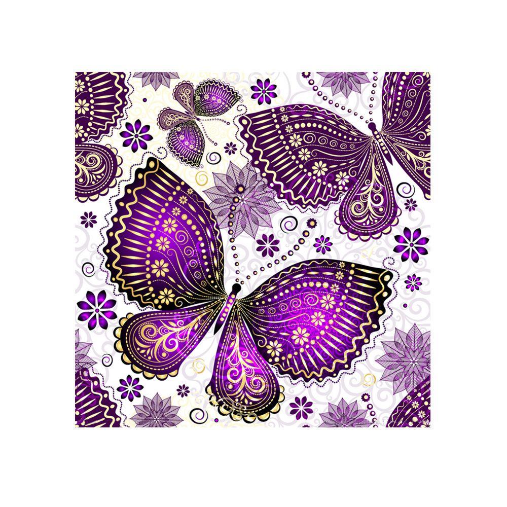 Naiyue 7120 Butterfly Print Draw Diamond Drawing