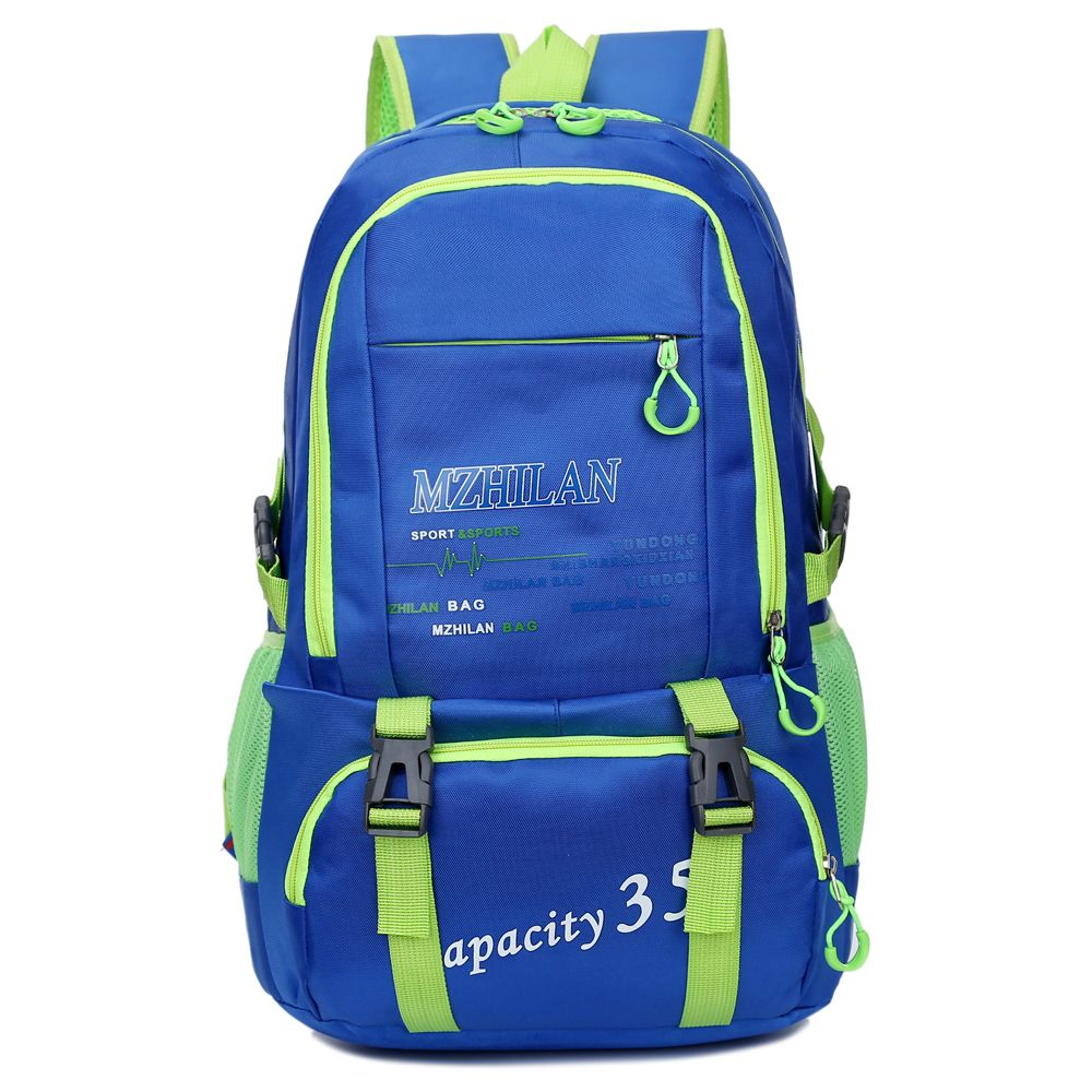 Men women Outdoor Mountaineering Travel Backpack Largecapacity Casual Sports Student Bag