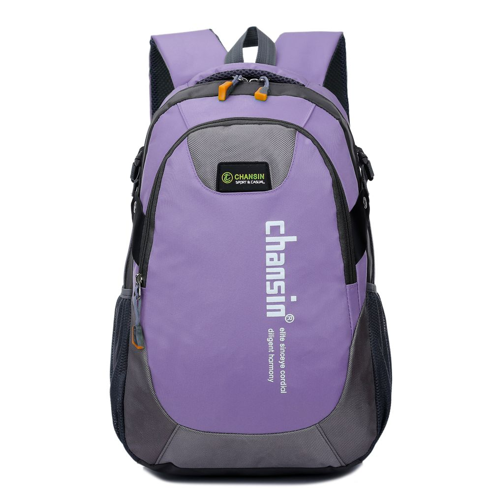 Men Women Casual Travel Package Student Book Backpack