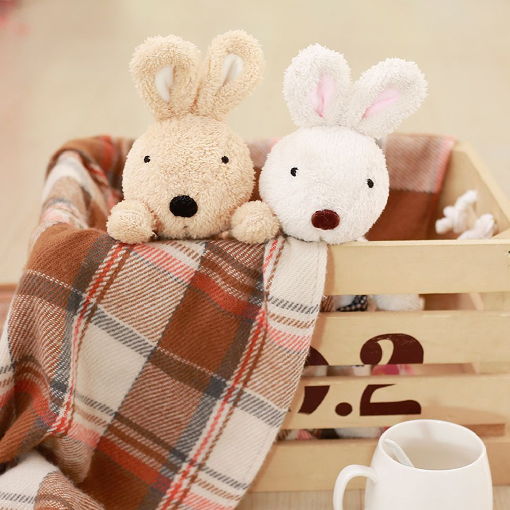 30CM Love Suspenders Plush Rabbit Toy Creative Doll