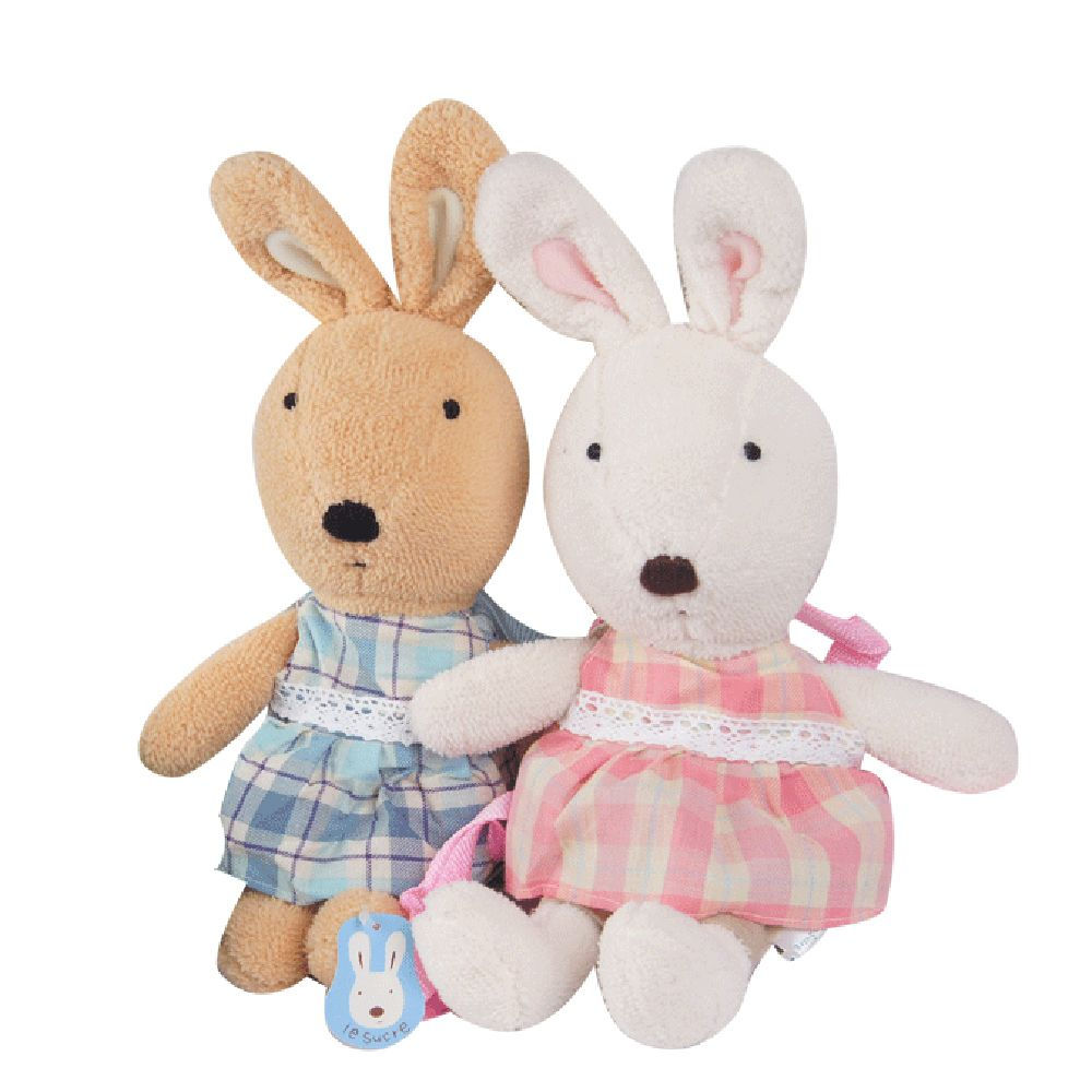 45CM Anti-lost Plush Rabbit Doll
