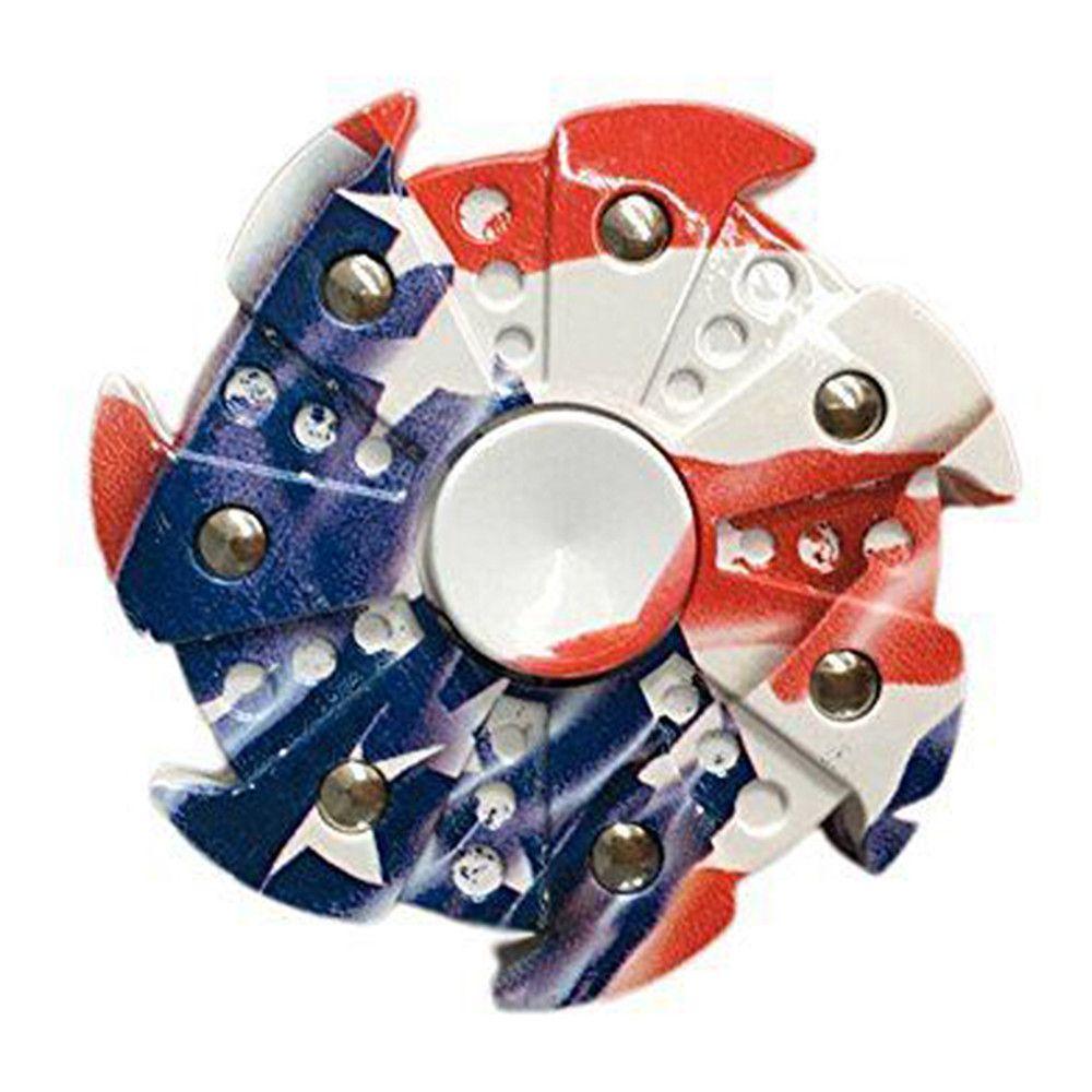 Focus Toy Ball Bearing Wheel Hand Spinner