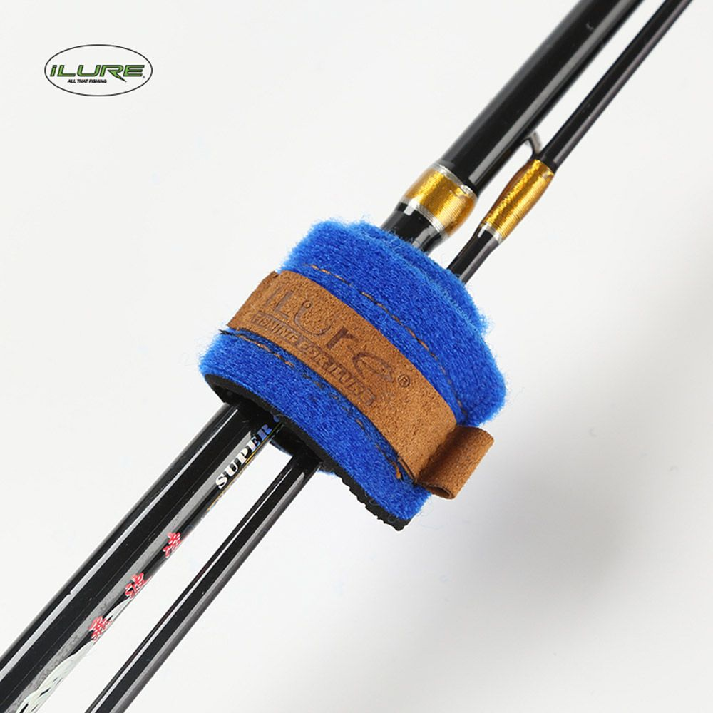 ILure Fishing Rod Belt EVA OK Fabric Meterial 25.5CM