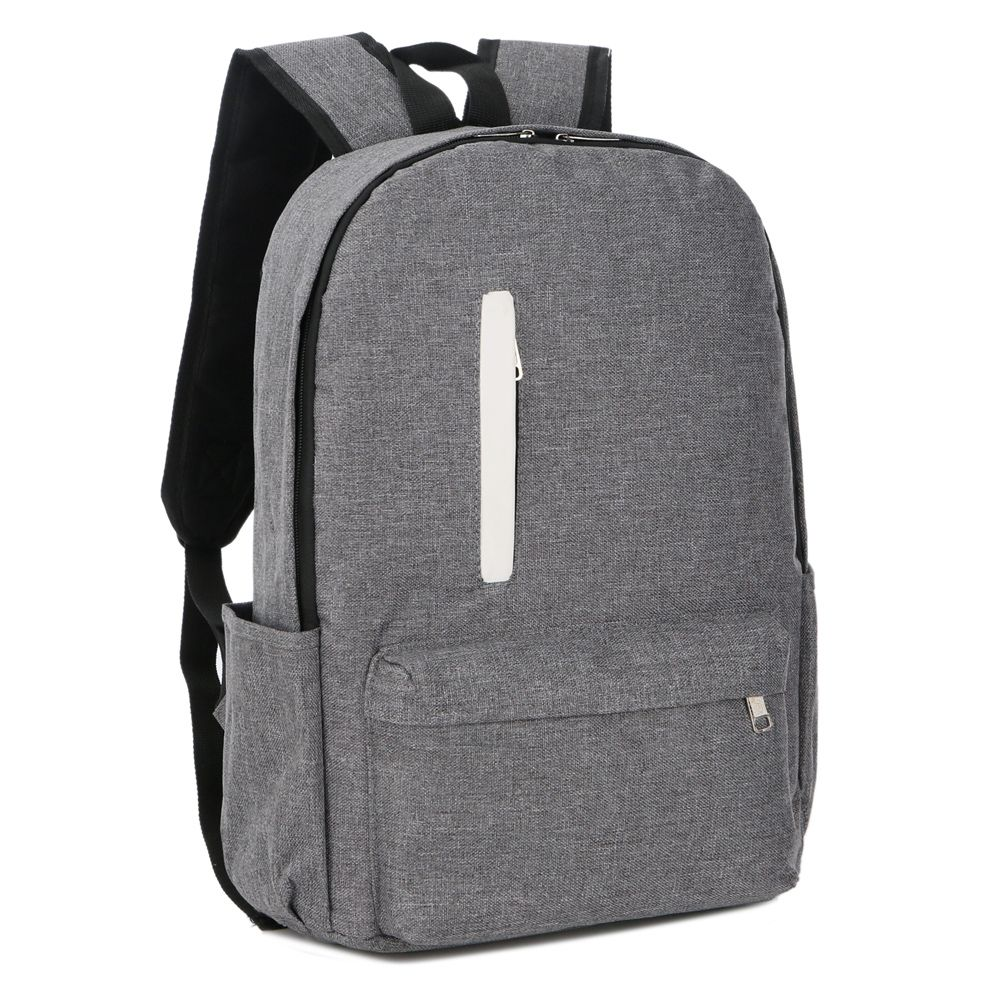 FLAMEHORSE Cross-Border New Backpack College Wind Backpack Simple Laptop Bag