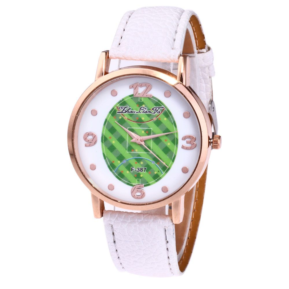 ZhouLianFa New Brand Fashion Trend Lai Chi Pattern Leather Strap Luxury Ladies Quartz Watch