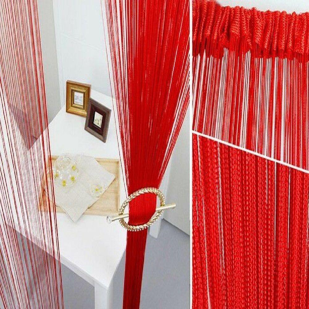 Straight Line Curtain Room European Curtain