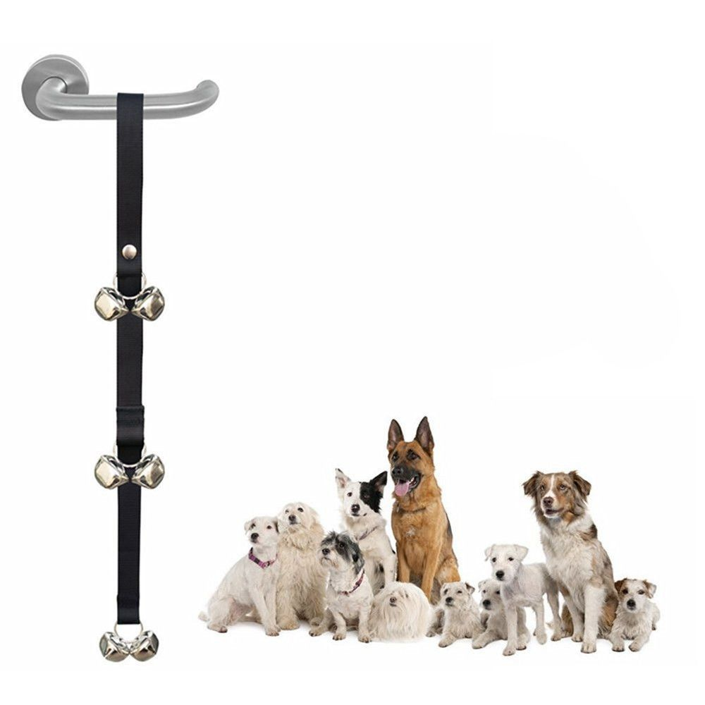 Dog Doorbells Premium Quality Training Potty Dog Bells