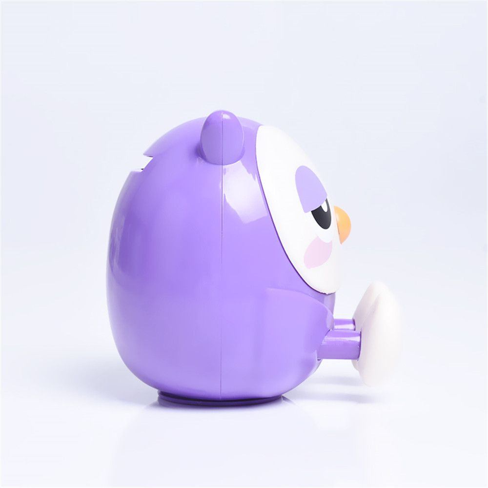 Universal ABS Mobile Phone Holder Cute Owl Cartoon  Stand Tablet Smartphone Support Mini Saving Money Box