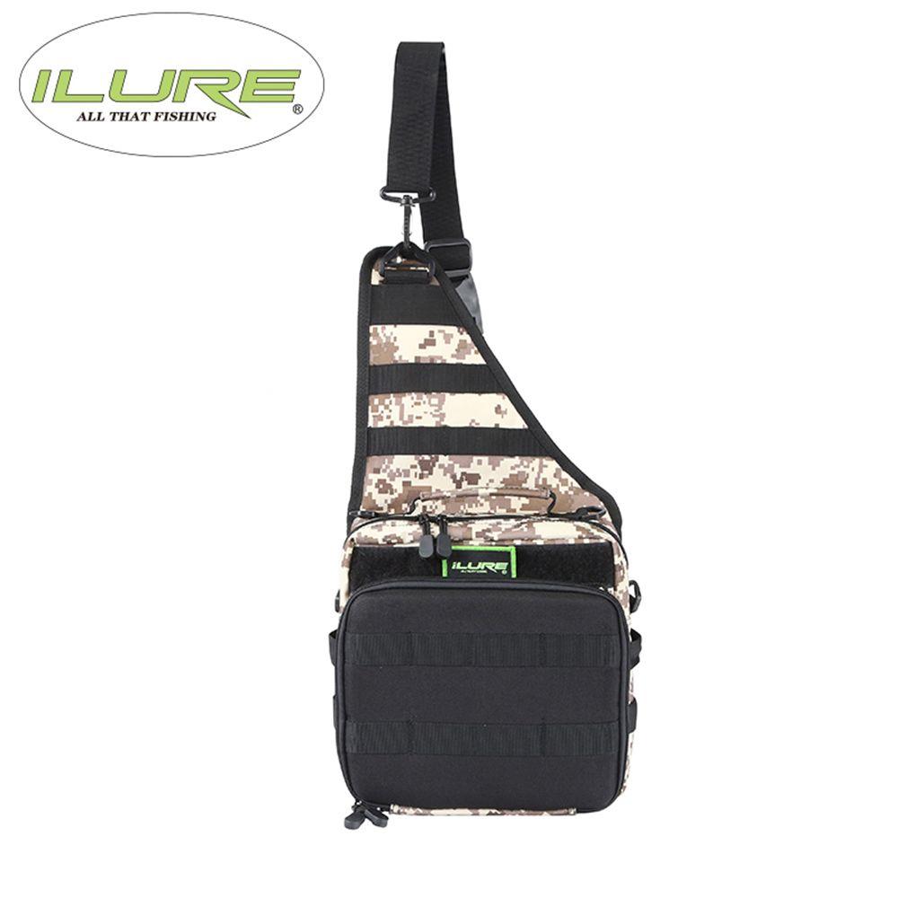 ILURE Brave Saddle Bag