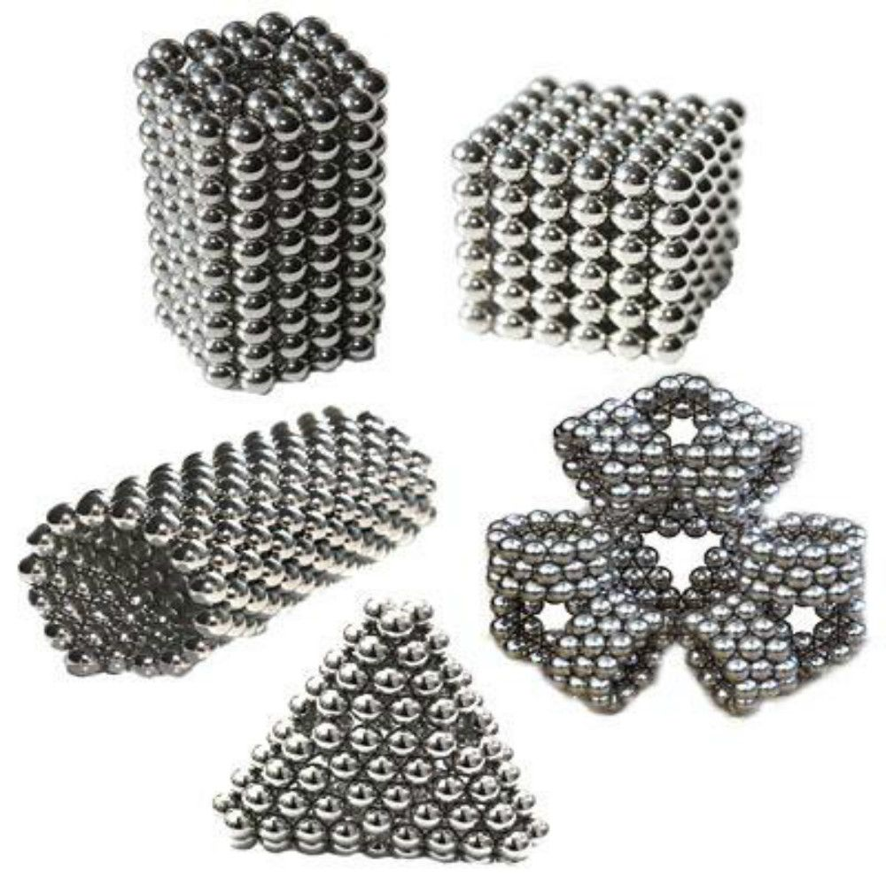 Wholesale 5mm216 Pcs magnetic balls