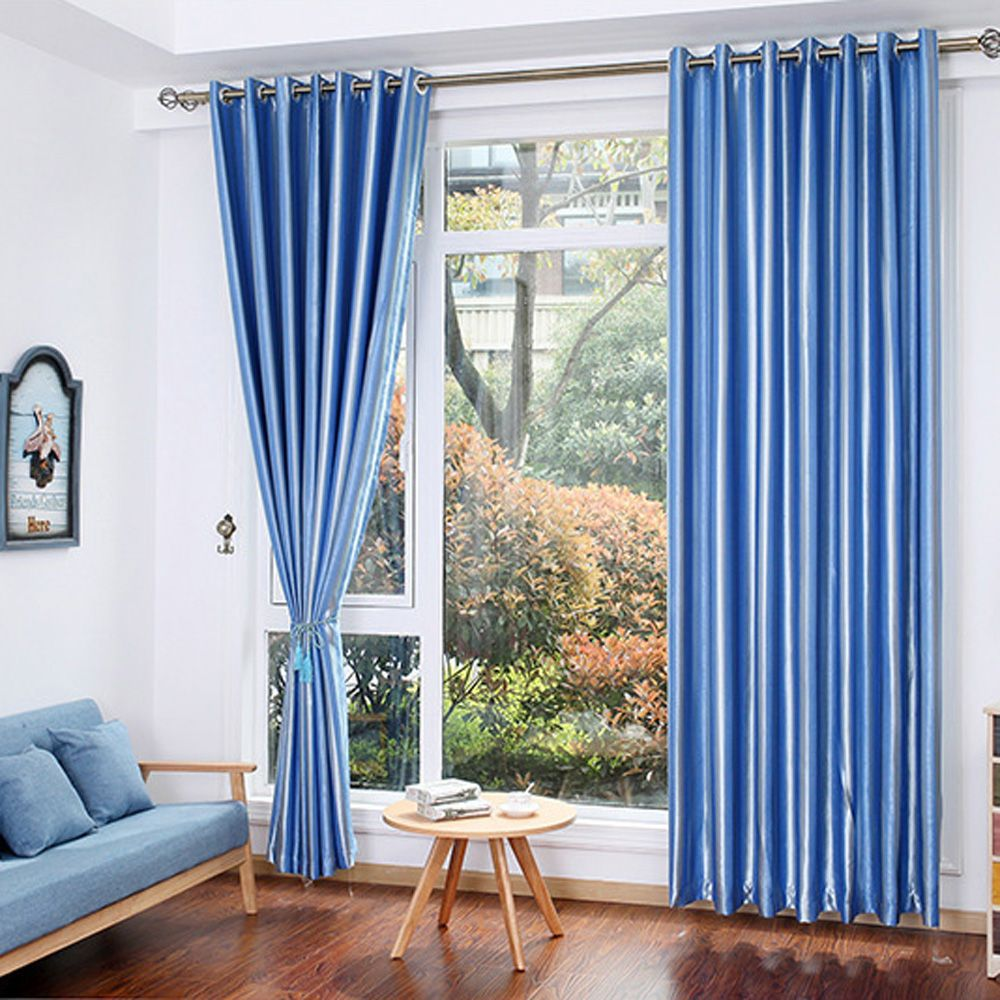 Shading Stripe Curtain  Bedroom Living Room Curtain