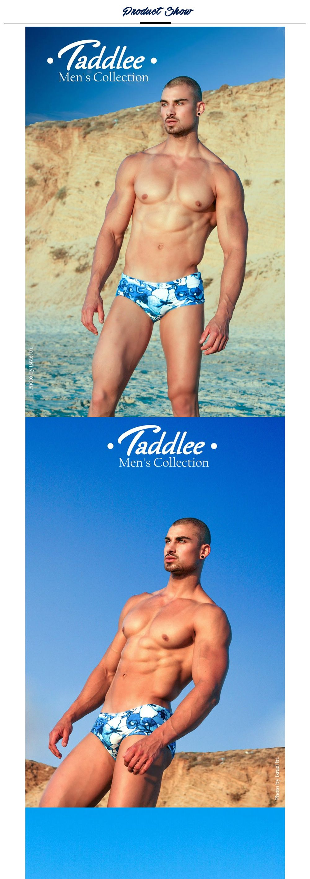 Taddlee Sexy Men Swimwwear Swimsuits Swimming Boxer Trunks Shorts Designed Mens Swim Bikini Briefs Brazilian Classic Cut