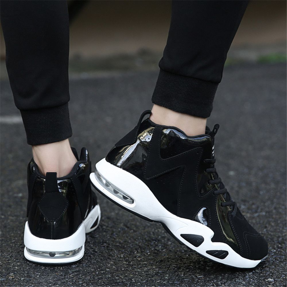 Men's Autumn Outdoor Hiking High Help Casual Sports Shoes 39-44