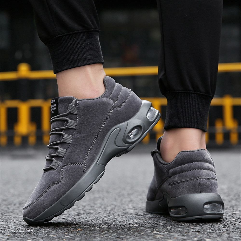 Men's Autumn Outdoor Ventilation Leisure High Hiking Sneakers 39-44