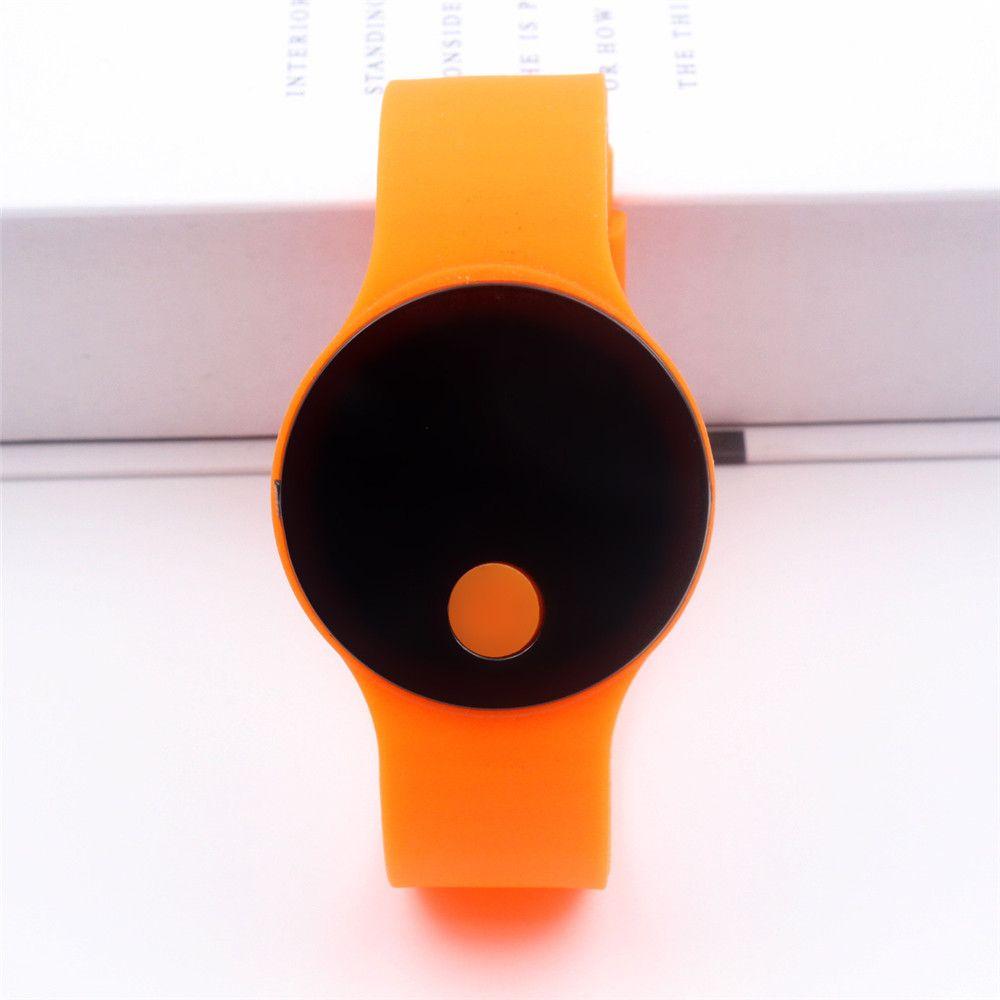 LED Wristbands Waterproof Clock Men Women Fashion Silicon Luminous Electronic Student Sport Wrist Watches Gift