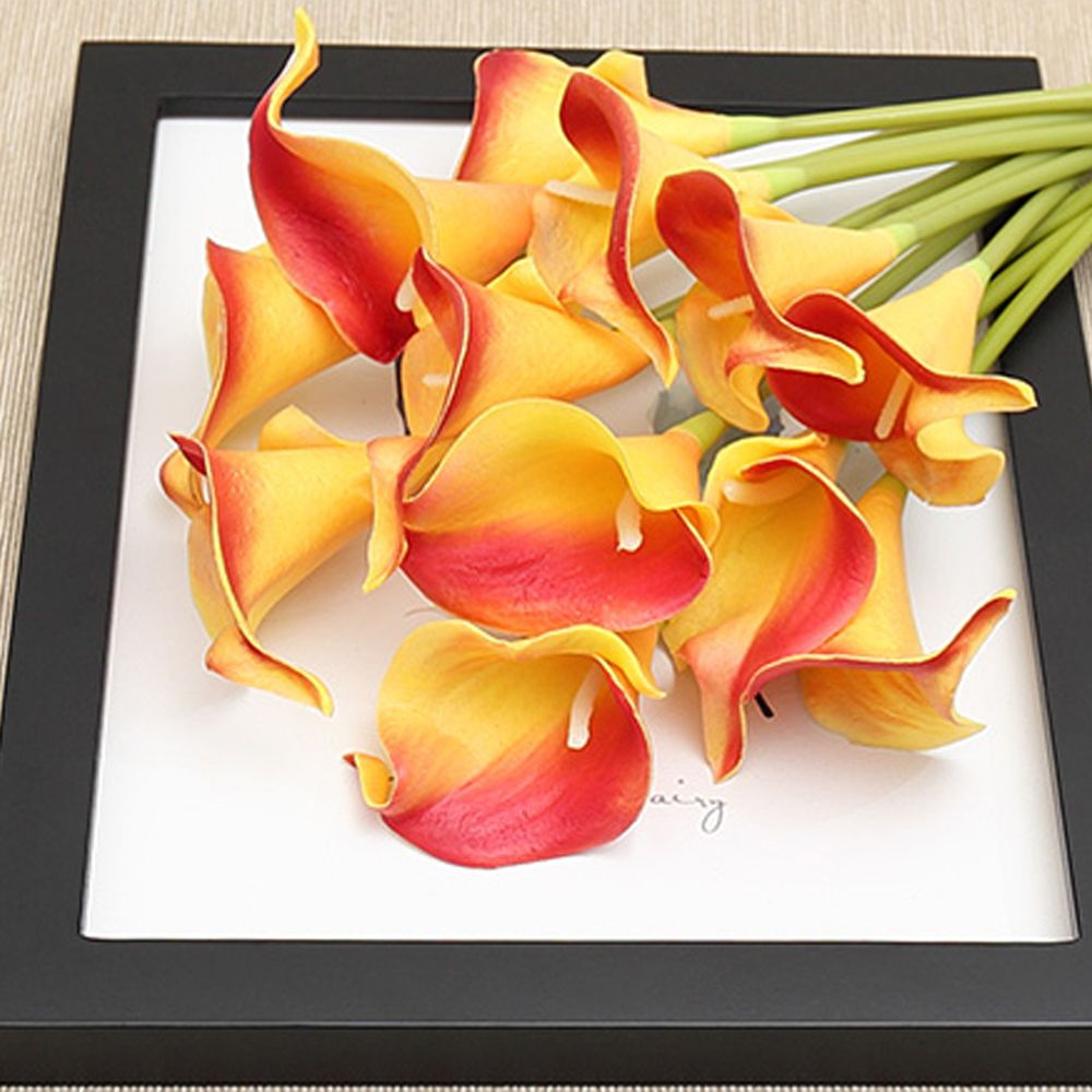 Anti-real flower calla flowers