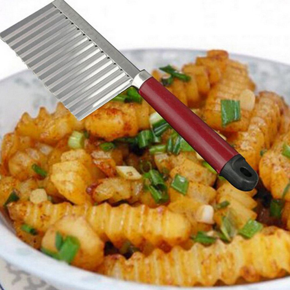 Atongm Creative Multifunctional French Fries Knife in The Kitchen