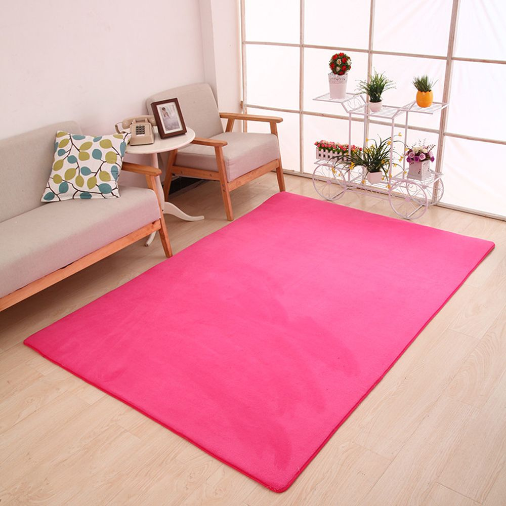 Doormat Modern Style Solid Water Proof Carpet5
