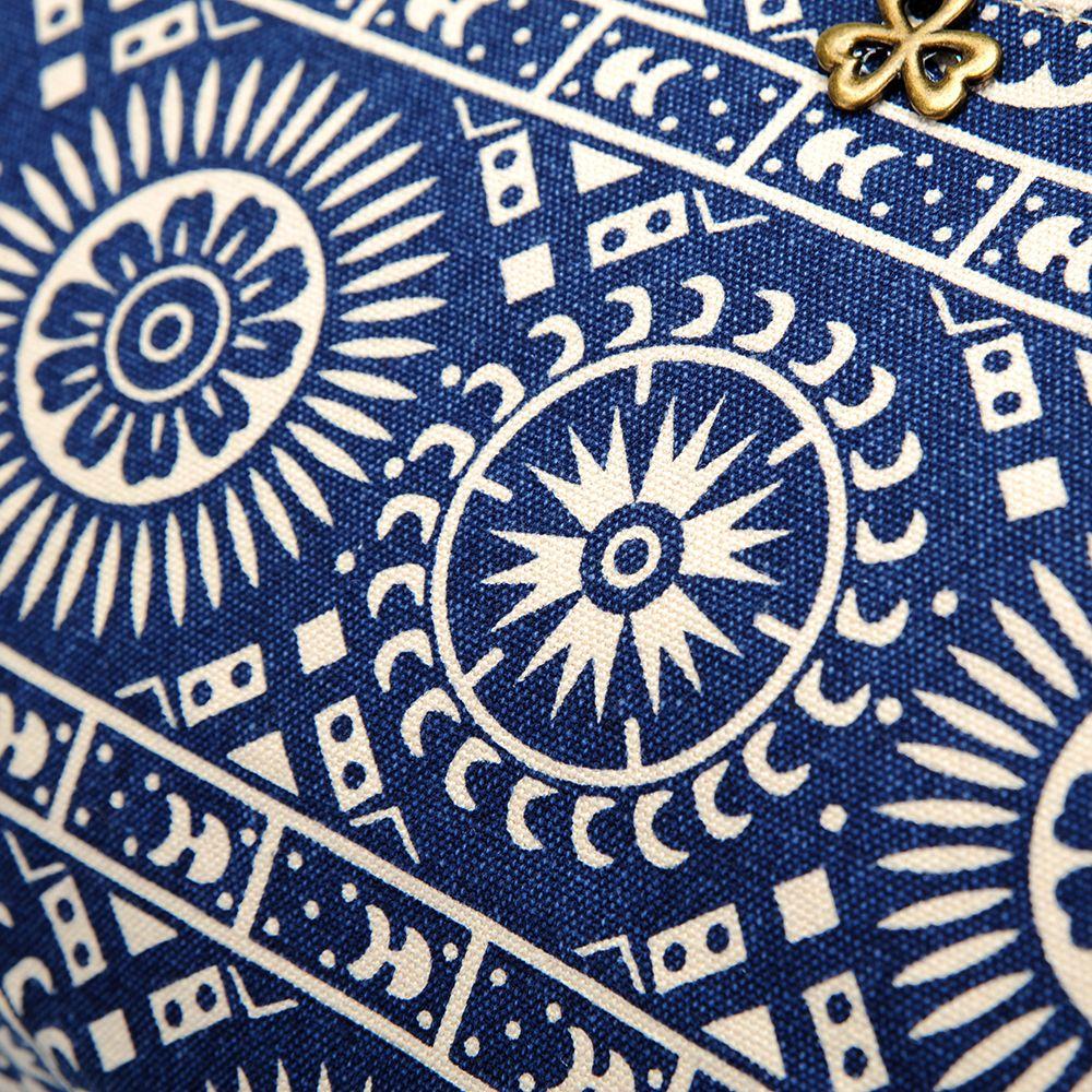 Women Top Handle Handbags Satchel Purse Tote Bag Shoulder Bag Blue