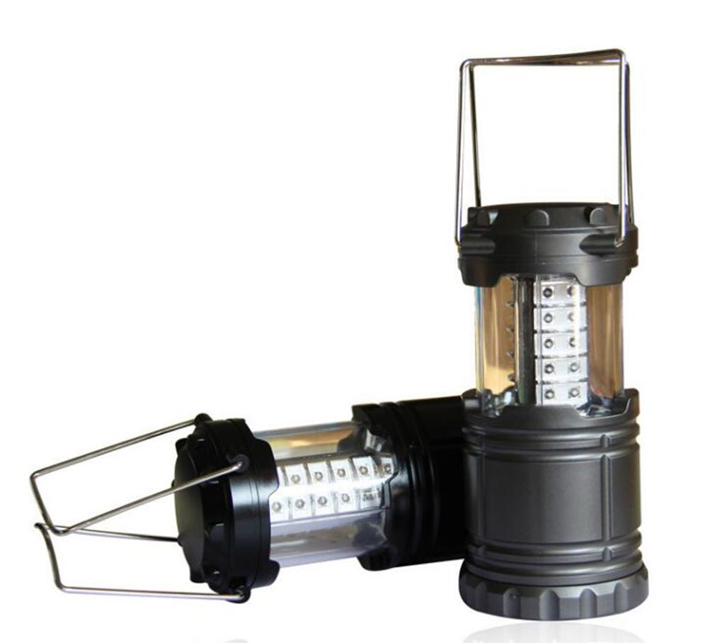Outdoors Camping Telescopic Tent Light