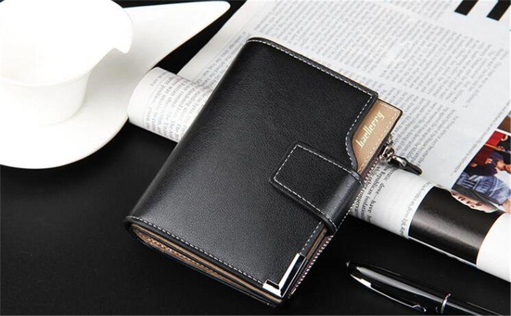 Wallet Men Leather Wallets