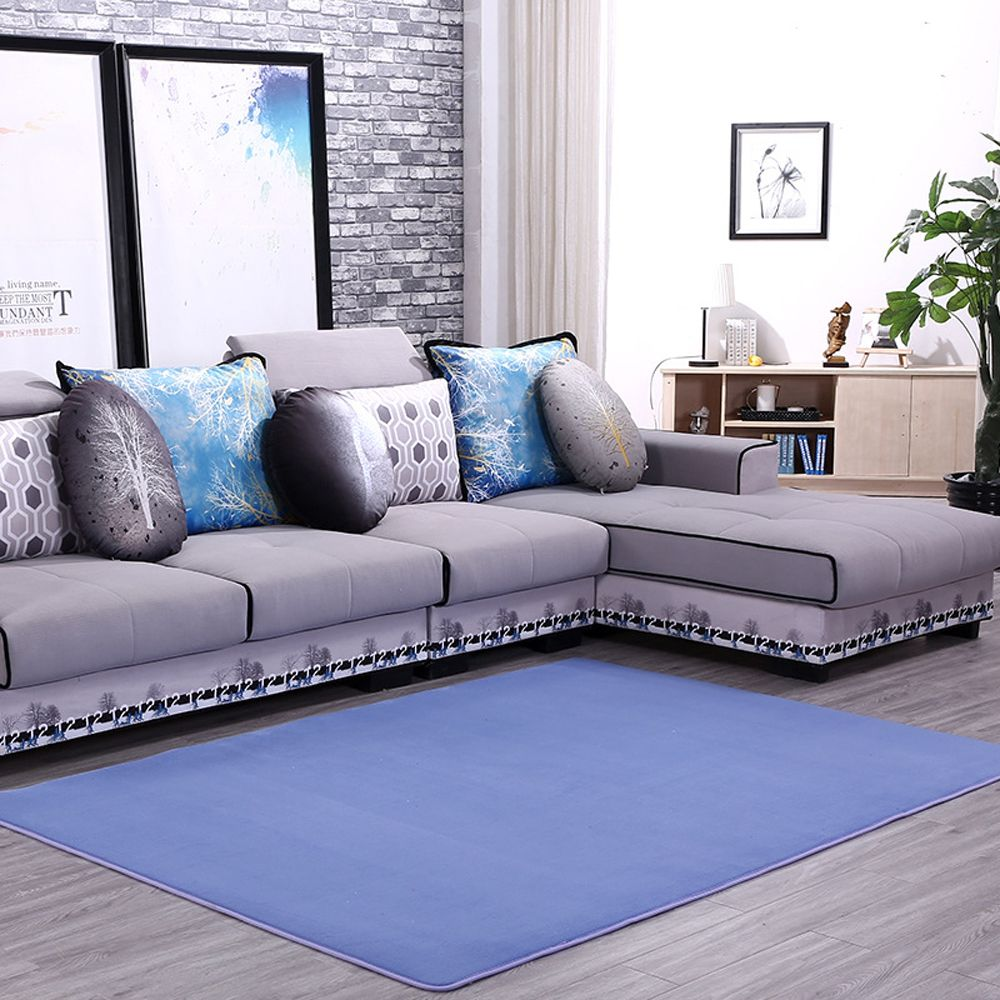 Doormat Modern Style Solid Water Proof Carpet3