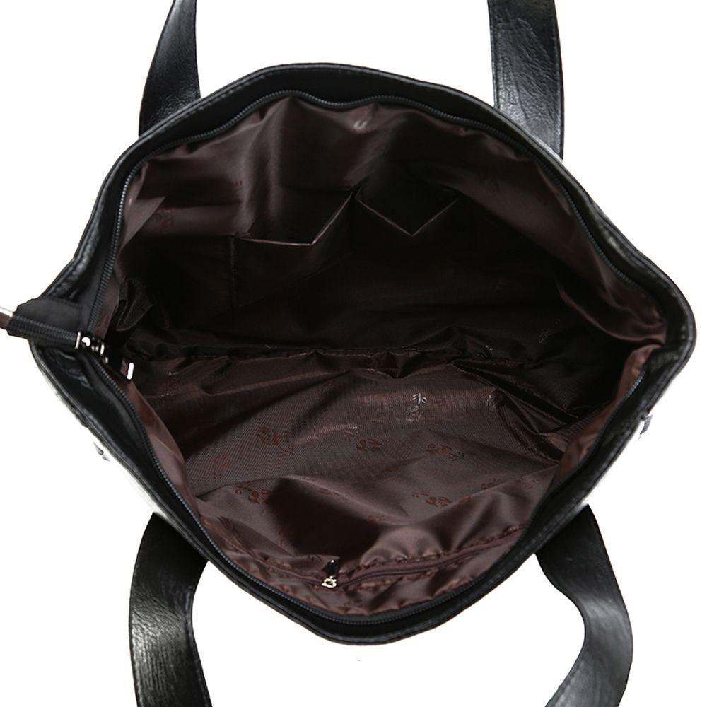 The Handbag Is A New Simple Fashion Bag with A Single Shoulder Slanted Bag
