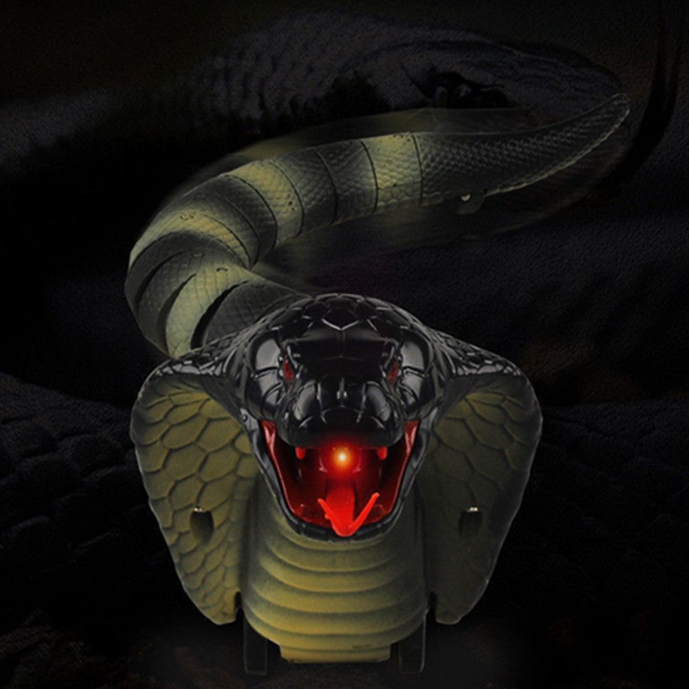 Scary Snake Infrared Remote Controlled Toy