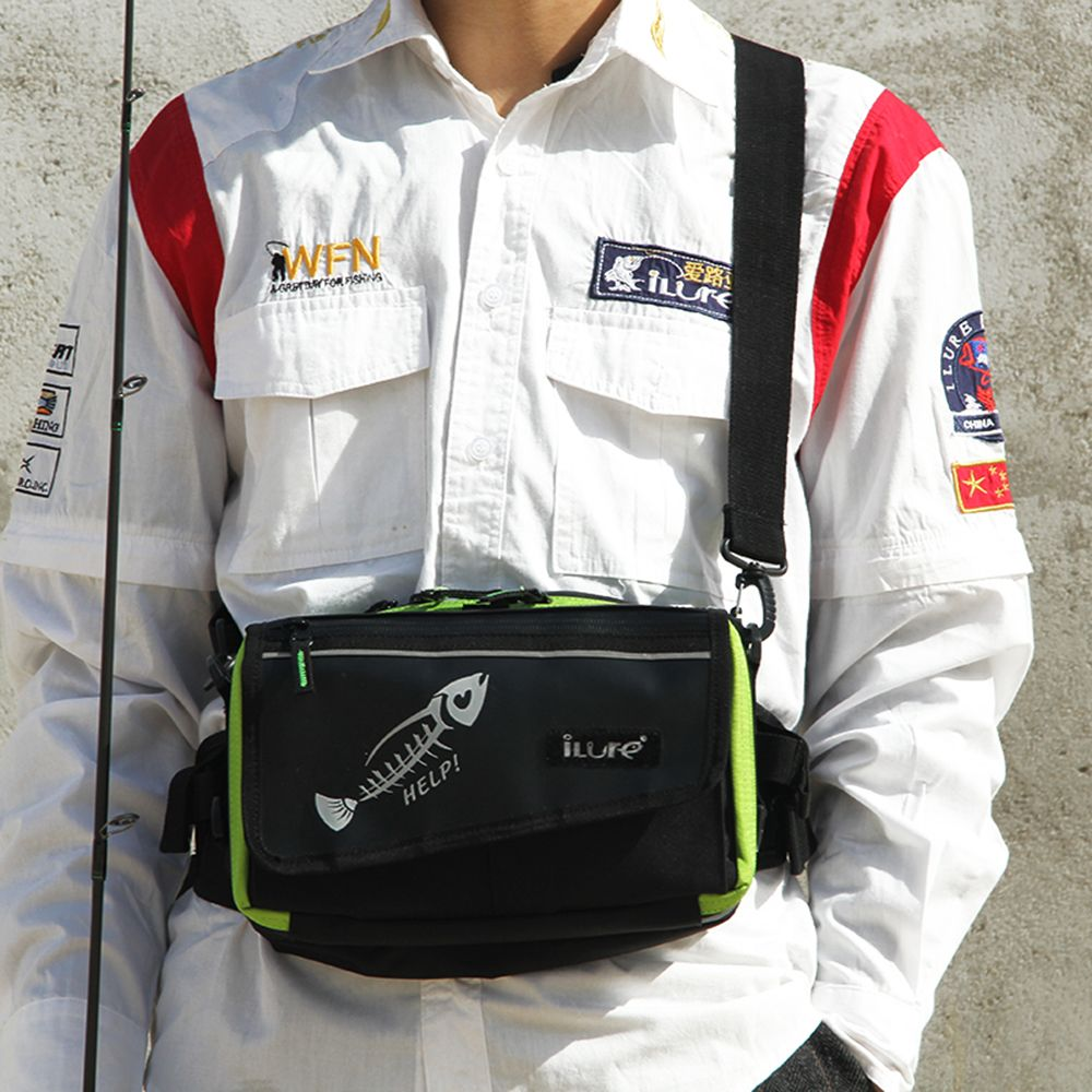 Ilure HELP Waist Fishing Bag