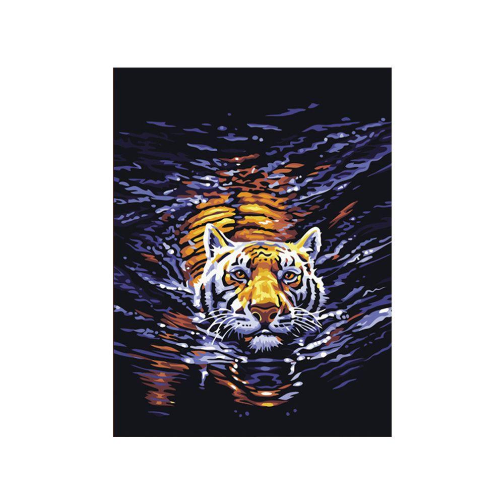 Naiyue K018 Water Tiger Print Draw Diamond Drawing