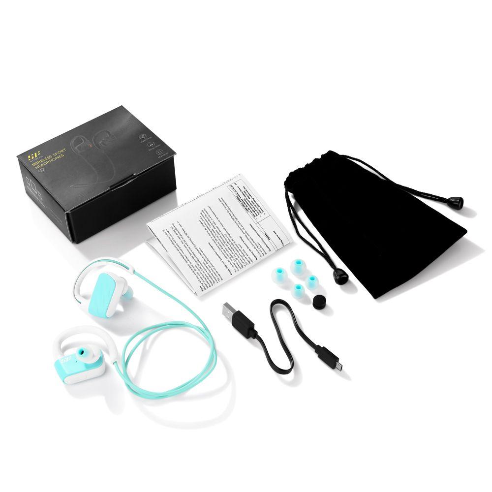 Siroflo IPX7 Waterproof Sport Bluetooth Earphone