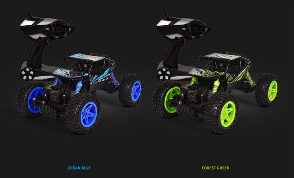 4x4 Double Motors Bigfoot Car Remote Control Model Off-Road Vehicle Toy