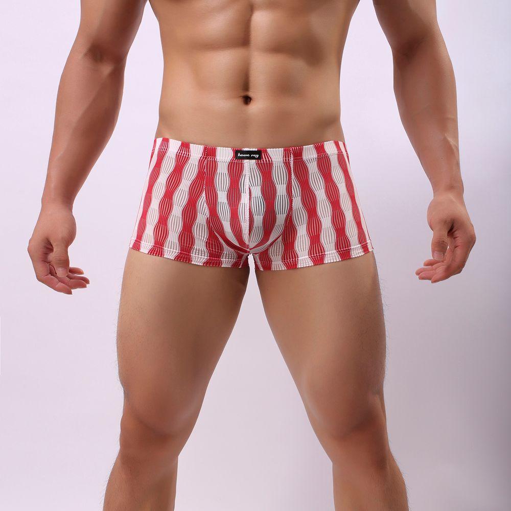 Men'S Sexy Underwear Lantern Design Translucent Super Temptation