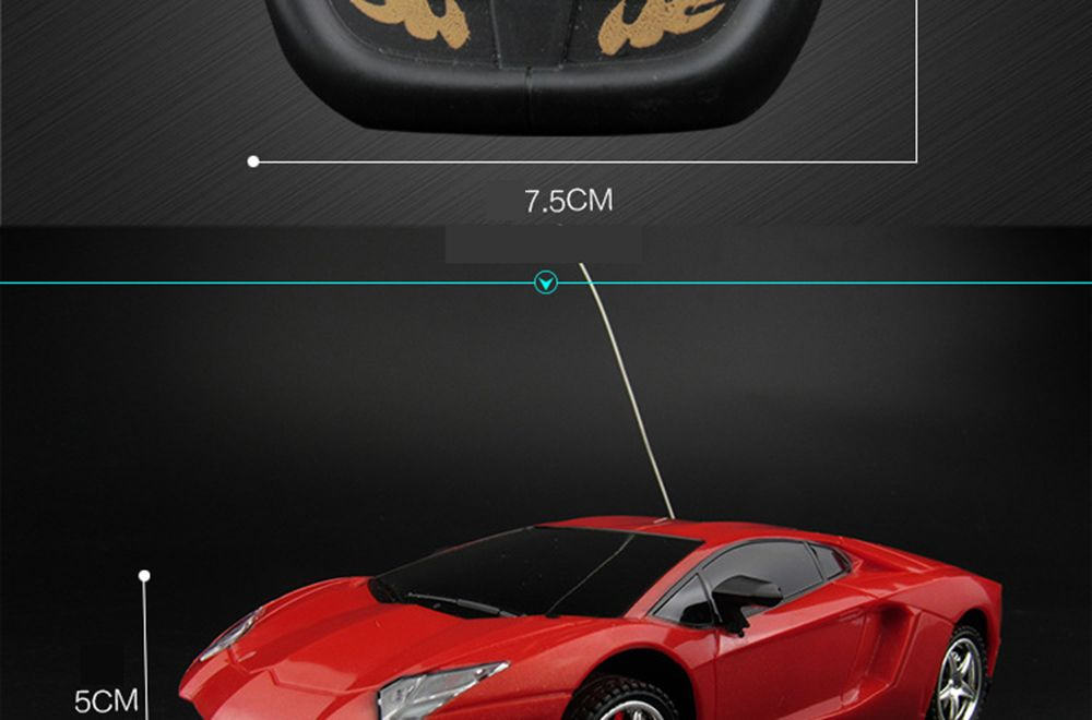 Manufacturers Selling Two-way Remote Control Car Share not Bag Wholesale Children Electric Remote Control Toy Car Model