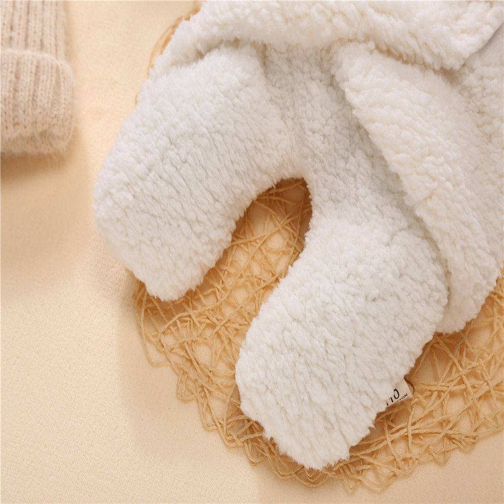 Baby Warm Comfortable Cartoon Envelope Swaddle Winter Wrap Blanket Unisex