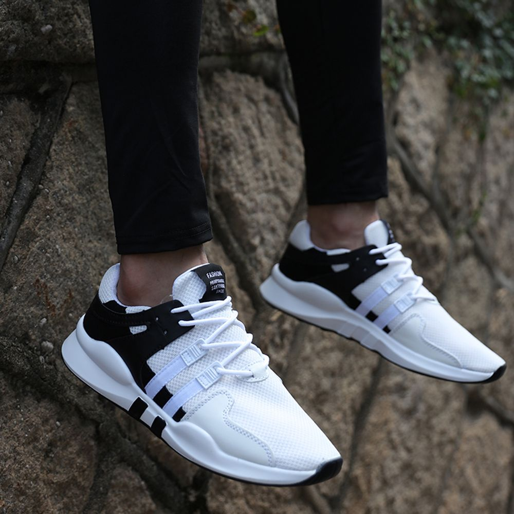 Running Female Couple Student Sneakers Jogging Shoes