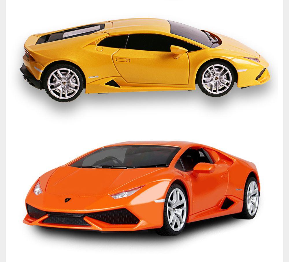 Attop 1811 Lamborghini Fine Simulation Model Toy Remote Control Car At 1:18