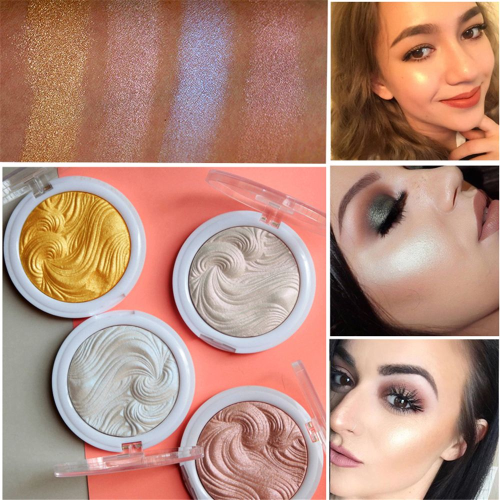 Diy highlighter makeup