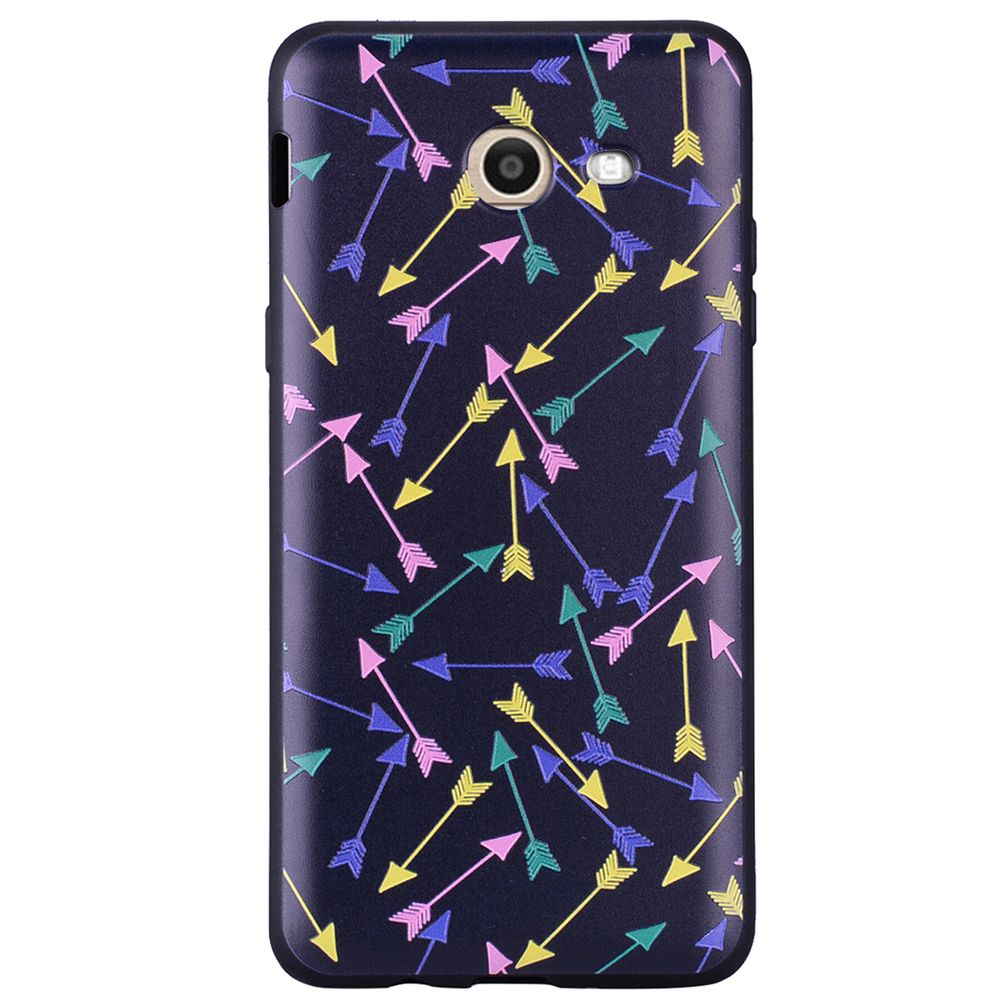 Case For Samsung Galaxy J5 2017 J520 U.S. Painted Cover TPU Phone Case
