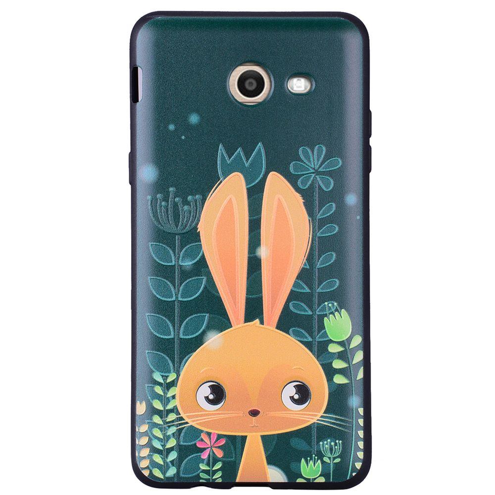 Case For Samsung Galaxy J5 2017 J520 U.S. of The Cute Rabbit TPU Phone Case