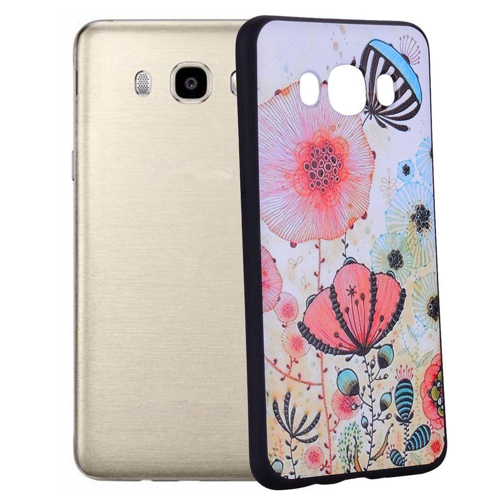 Case For Samsung Galaxy J5 2016 J510 Powder TPU Phone Protection Shell