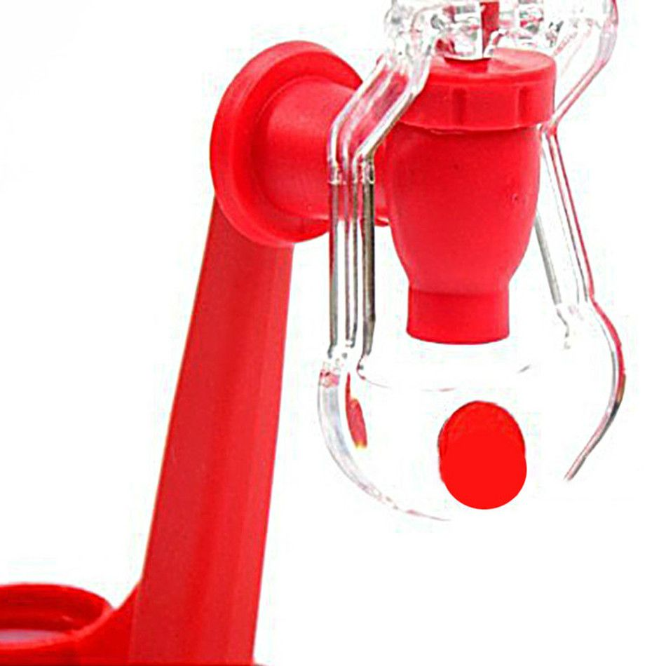 Coke Cola Bottle Dispenser Upside Down Drinking Fountains Beverage Switch Pressure Tool