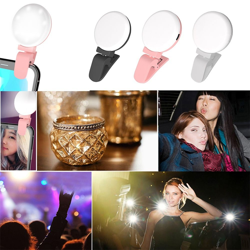 LED External Fill Light Appearance Beautification Selfie Lights Flashes and Accessories Photographic