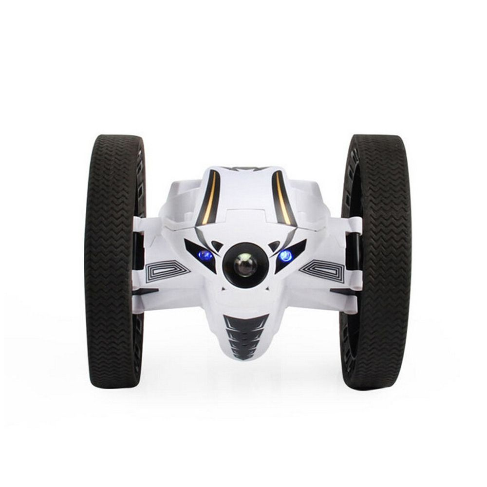 2.4GHz Remote High Jump Car Rotate 360 Degrees with LED and Music Gift