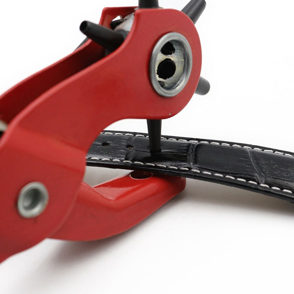 Punch Pliers Multi-Function Drilling Hole Punching Device